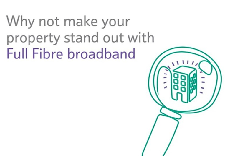 Image of the Full Fibre for apartments video