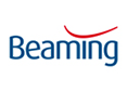 Beaming logo