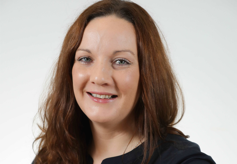 Image of Mairead Meyer, Managing Director of Openreach Northern Ireland