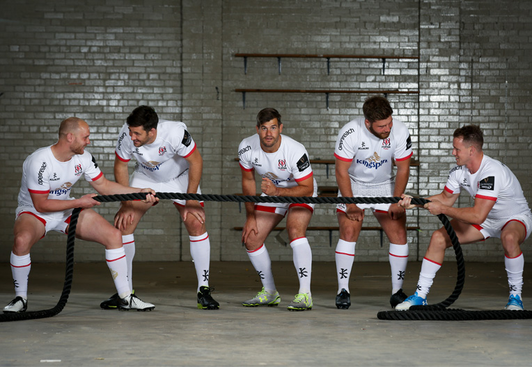 image of Ulster rugby team